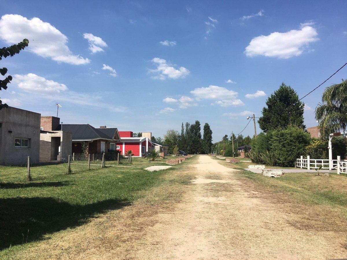 terreno en general rodriguez   aero country club