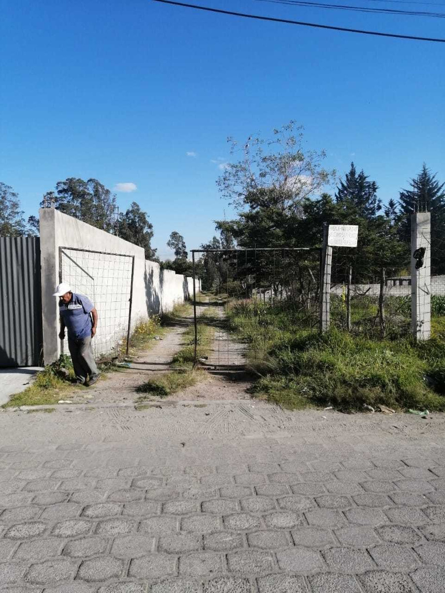 terreno en gualo 2000 m2 - 120usd/m2 negociable