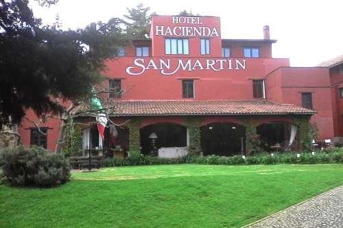 terreno en hda san martin frente los encinos, ocoyoacac