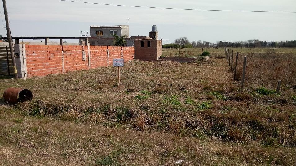 terreno en ibarlucea con casa empezada ruta ao12 y ruta 34