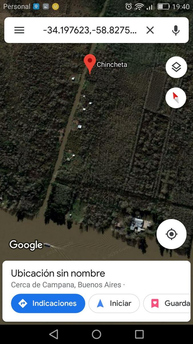 terreno en islas las palmas.45x140. vend. o perm. dolares/$p