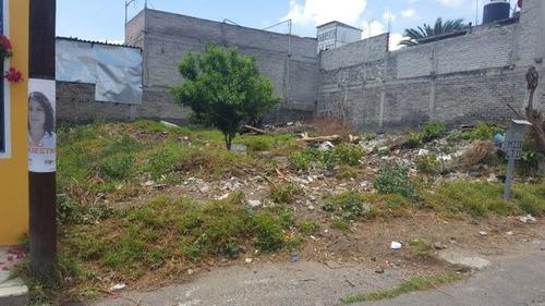 terreno en iztlahuacan
