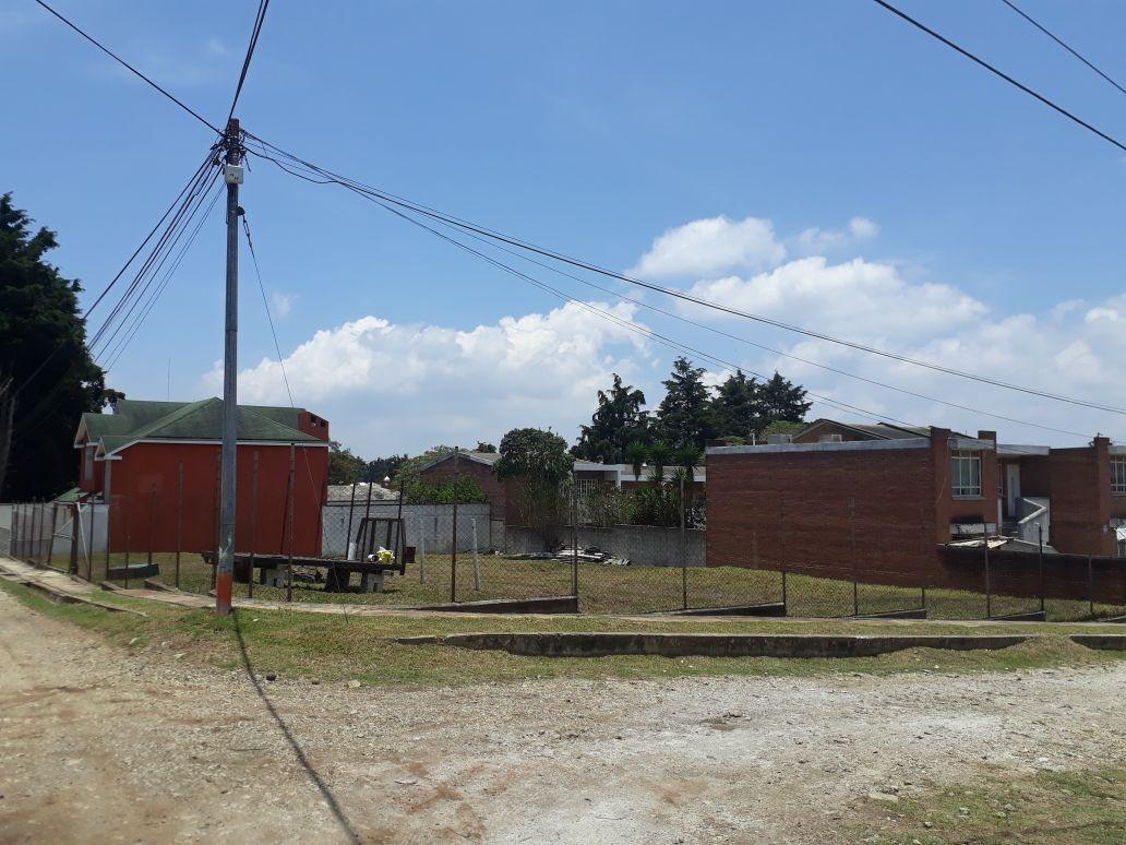 Terreno En Km 16 5 Carretera A El Salvador Cruce A Pavon