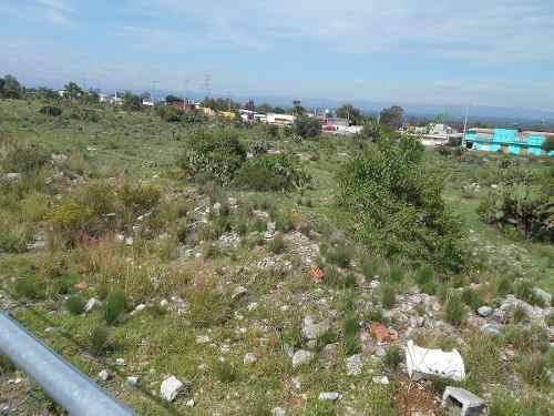 terreno en km 60 de la carrentera 150 puebla a tehuacán