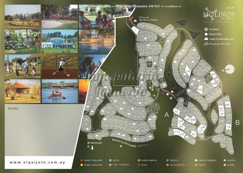 terreno en la barra, la barra | inmobiliaria lomiento ref:498-ref:498