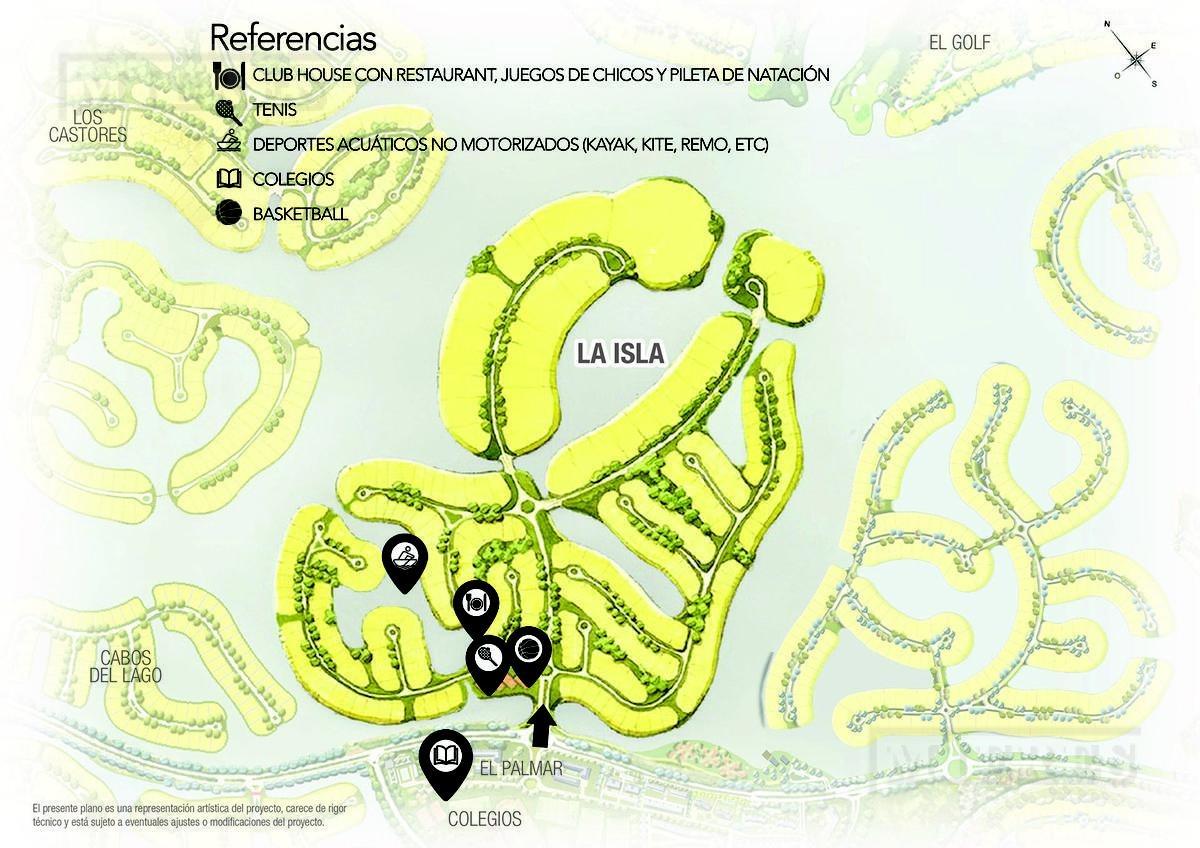 terreno en la isla - amplia y excelente orientación - mejor relación de precio/metro