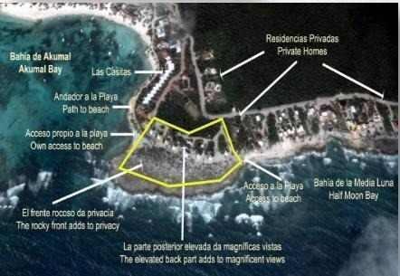 terreno en la riviera maya, tulum caribe mexicano