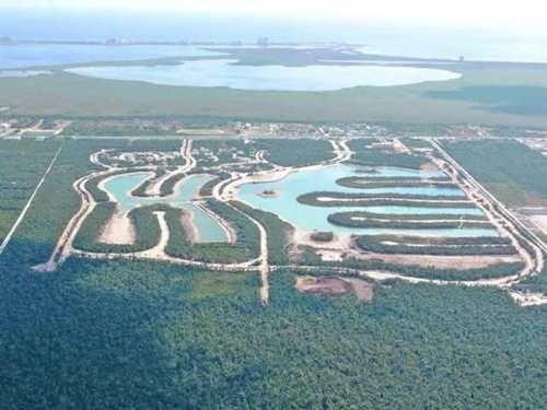 terreno en lagos del sol. mz. puerto rico 32 - 1,200 m2