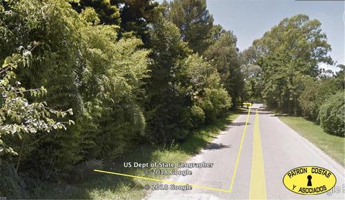 terreno en loma verde escobar 2500m2 con 95m sobre
