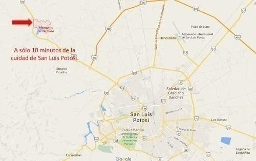 terreno en mexquitic, san luis potosí.