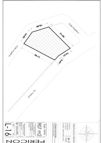 terreno  en miraval / cuernavaca - ham-305-tuc#