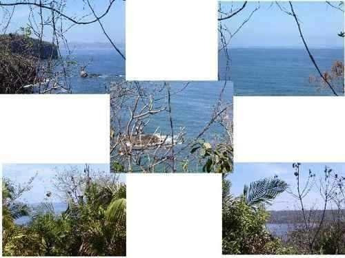 terreno en nayarit, fraccionamiento las dos palmeras chacala