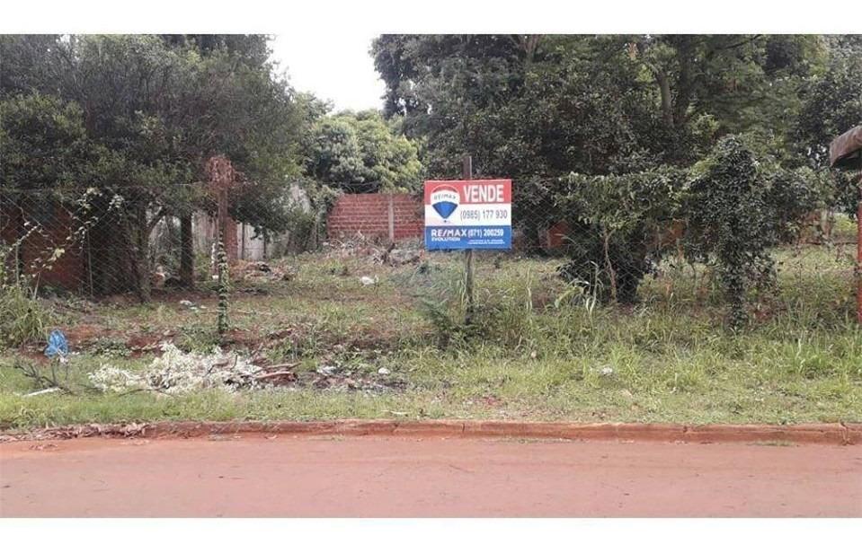 terreno en oferta en el barrio jardín, cambyreta - paraguay