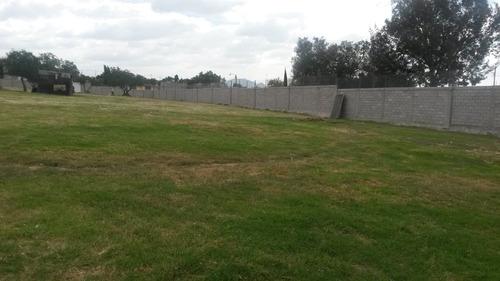 terreno en ozumbiila