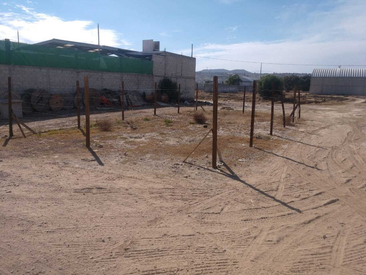 terreno en pachuca ampliacion santa julia, listo p construir