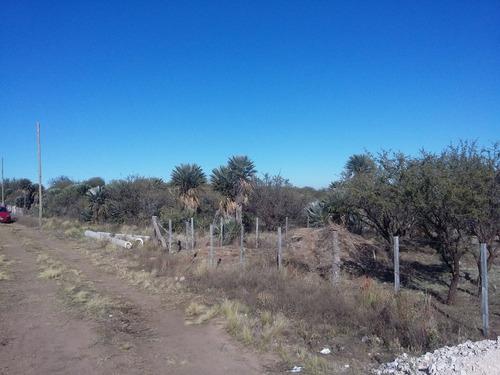 terreno en papagayos, san luis, a 10 cuadras de la ruta 1,