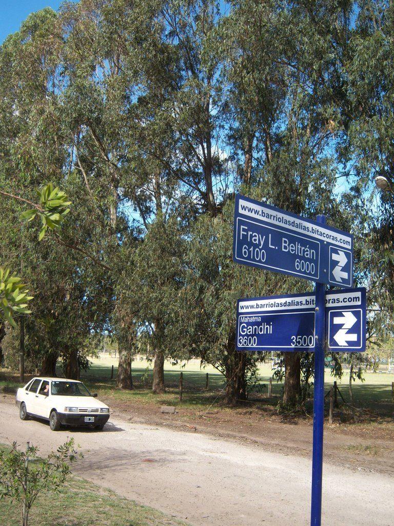 terreno en parque camet