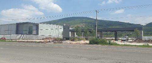 terreno en parque industrial