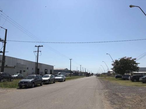terreno en parque industrial en villa gobernador gálvez