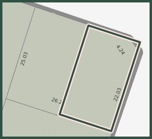 terreno en ph de 288 m2 en moreno centro ideal departamentos