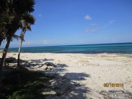 terreno en playa del secreto
