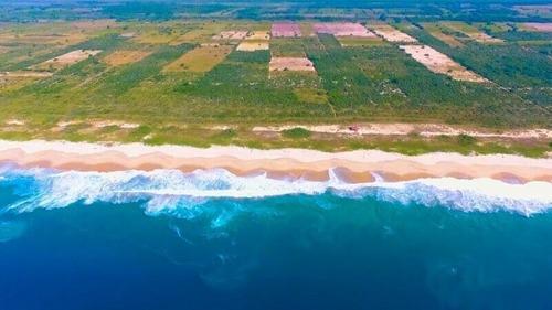 terreno en playa palmarito, puerto escondido