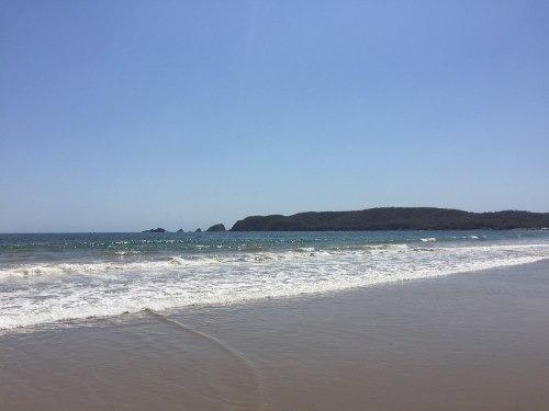 terreno en playa punta perula, jalisco
