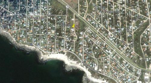 terreno en playa verde a metros del mar