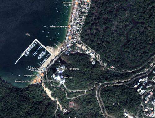 terreno en promoción, zona exclusiva de acapulco!