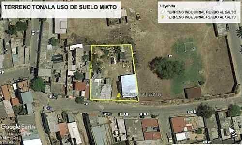 terreno en propiedad en tonalá a pegado autopista en guadalajara-méxico