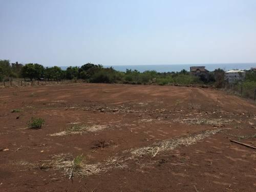 terreno en puerto escondido, oaxaca (carretera federal)