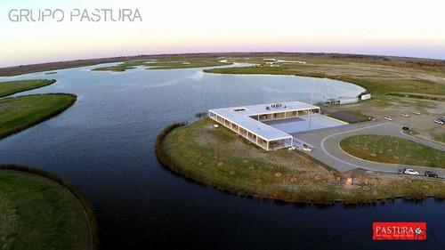 terreno en puertos del lago nuevo nordelta