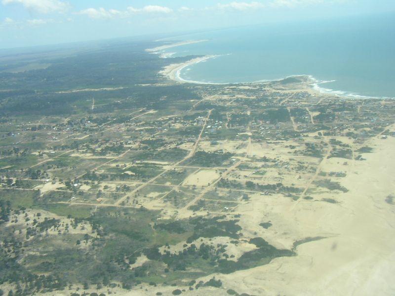 terreno en punta del diablo, playa grande