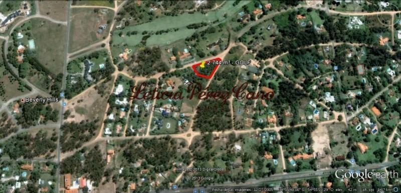 terreno en punta del este, golf | leticia perez canno ref:17153-ref:17153
