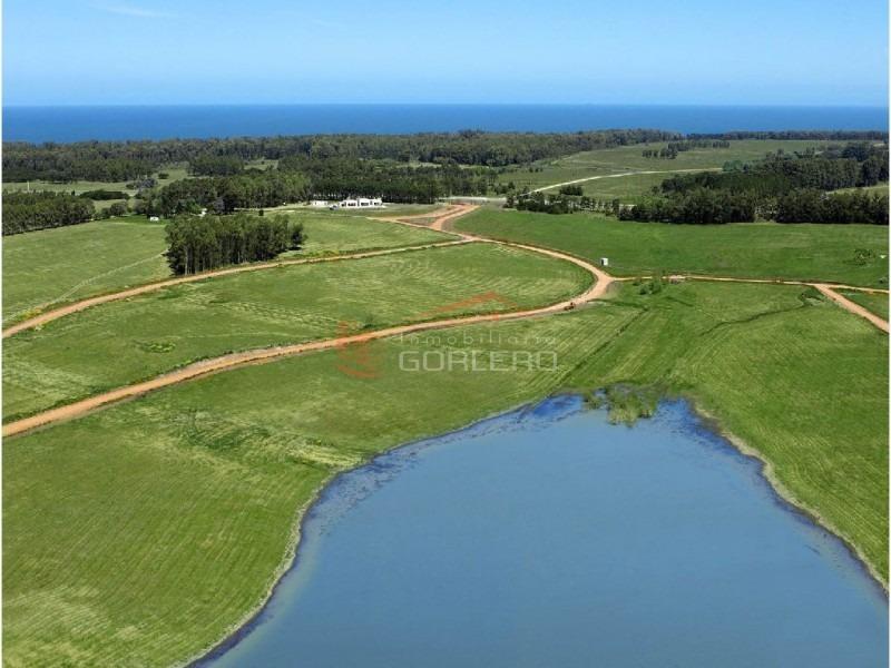 terreno en punta del este, laguna del sauce- ref: 21495