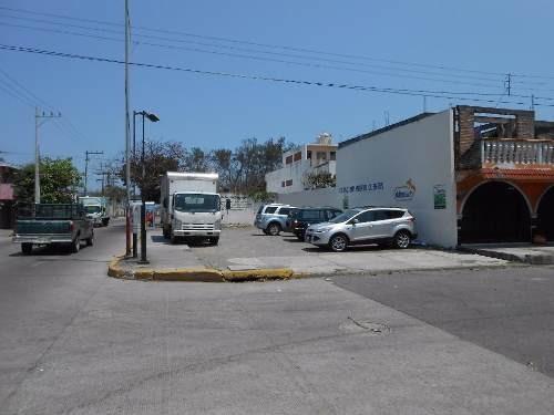 terreno en renta 250m2 esquina comercial zona centro frente galletera