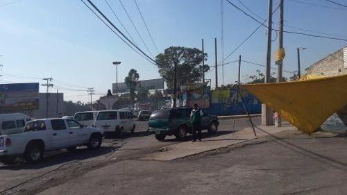terreno en renta carretera mexico-texcoco