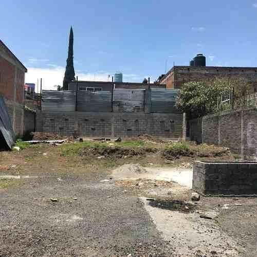 terreno en renta cerca de mercado tulyehualco