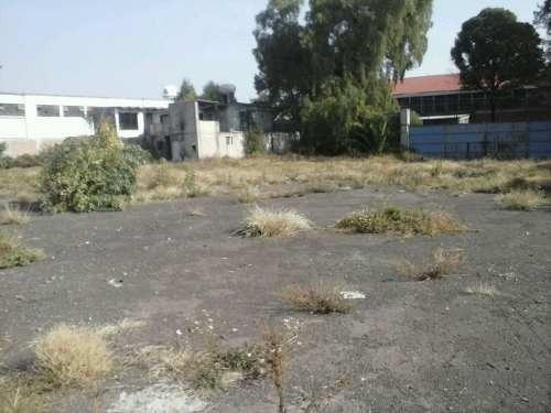 terreno en renta en azcapotzalco ( vallejo )