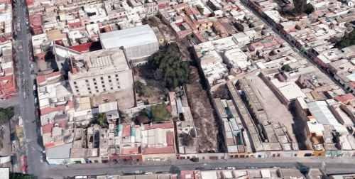 terreno en renta en barrio de san sebastian