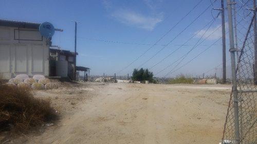 terreno en renta en camino vecinal a cuero de venados