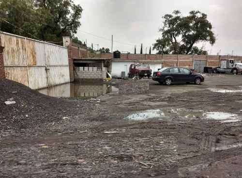 terreno en renta en carretera texcoco-lecheria