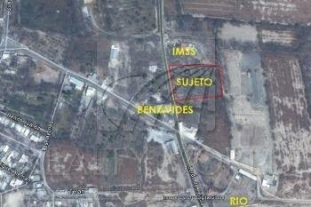 terreno en renta en centro villa de garcia (casco), monterrey