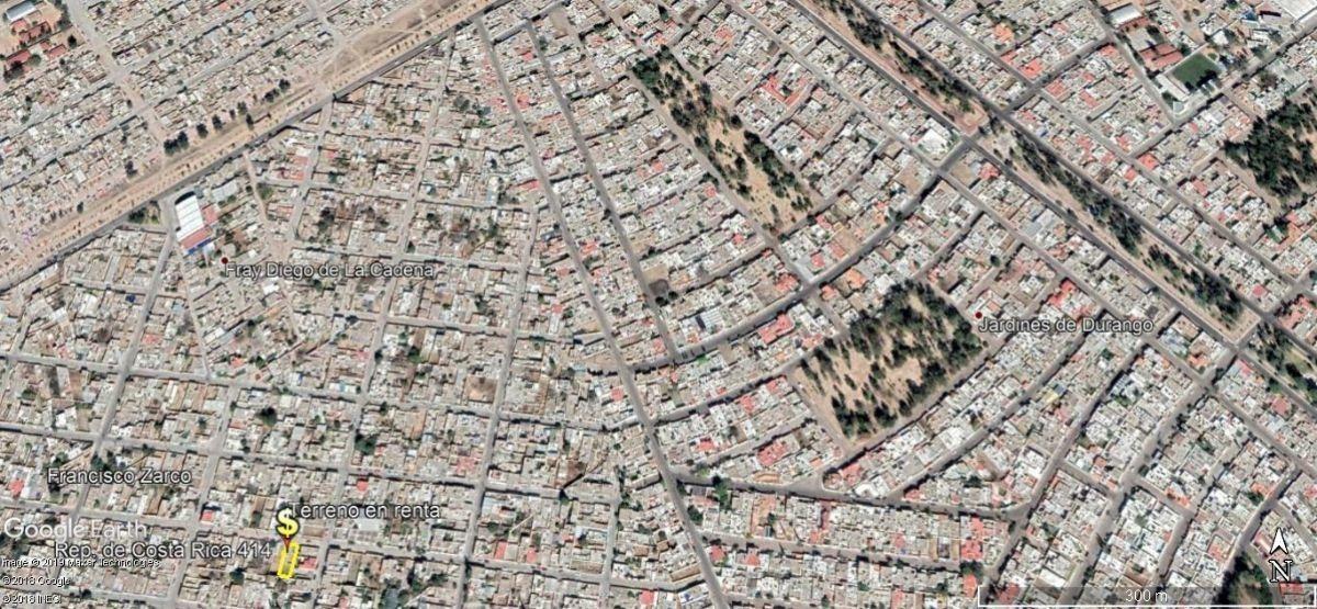 terreno en renta en colonia francisco zarco