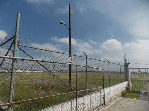 terreno en renta en colonia la aviación.