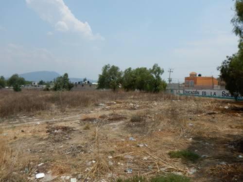 terreno en renta en el centro de teotihuacán