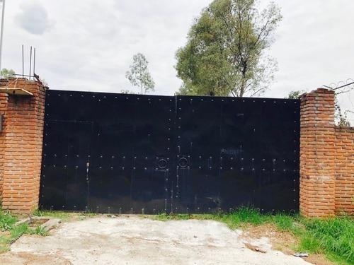 terreno en renta en fraccionamiento lomas de tarango, álvaro obregón