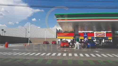 terreno en renta en interior de gasolinera