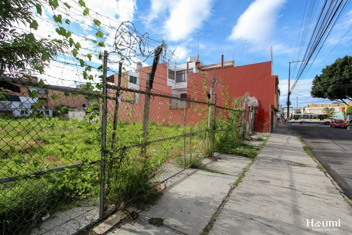 terreno en renta en la calle 16 de septiembre en el centro de la ciudad