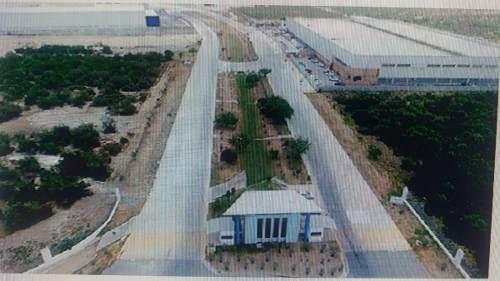 terreno en renta en parque industrial  - aeropuerto internacional mariano escobedo - apodaca, n. l. (vsc)